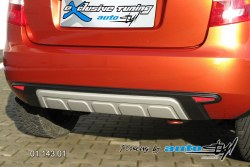 Auto tuning: Rear difuzor  All -road