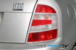Auto tuning: Rear light cover      9/2004 ->