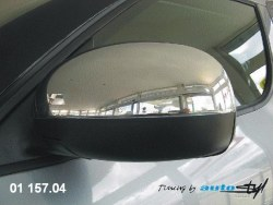 Auto tuning: Mirror cover - chrom